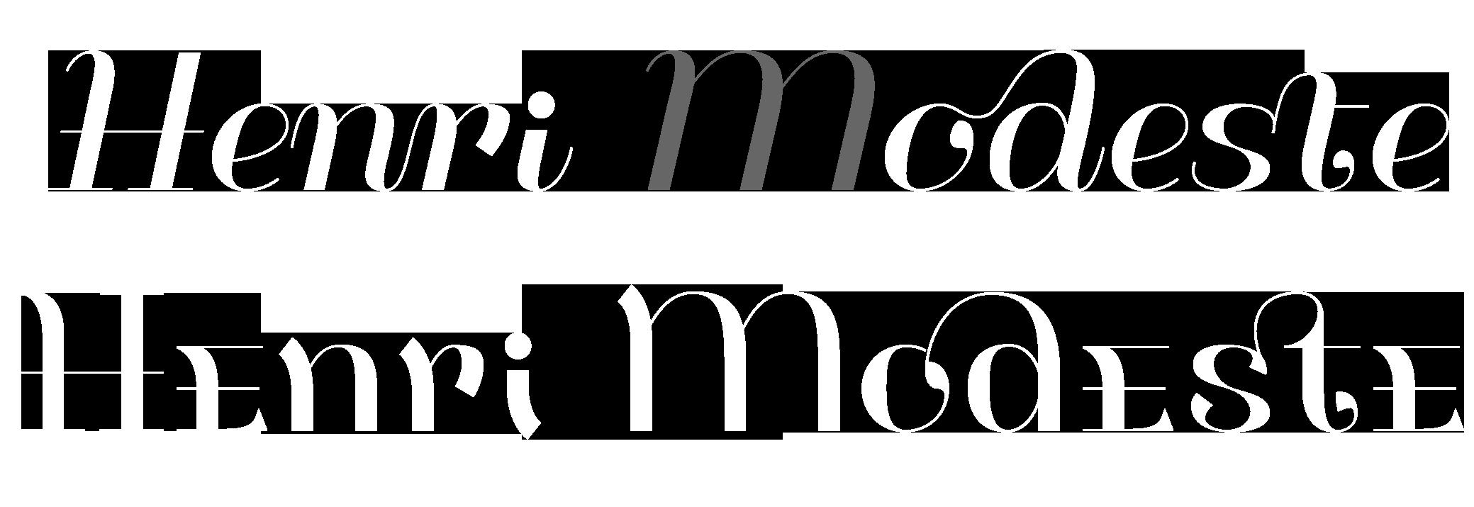 Henri-Modeste