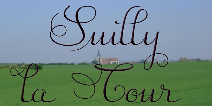 détail Suilly La Tour